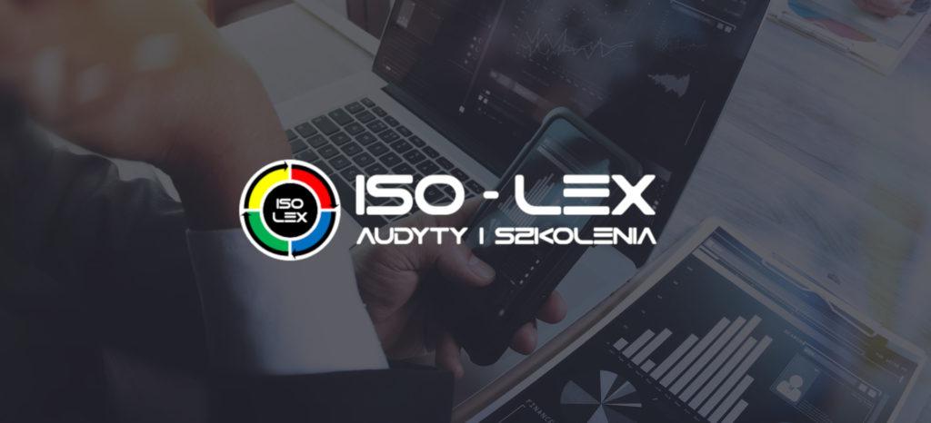Grafika i logo ISO-LEX